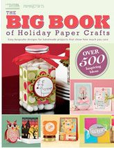 The Big Book of Holiday Paper Crafts: Holidays Paper, Leisur Art, Art Crafts, Papercraft, Crafts Book, Crafts Idea, Paper Crafts, Crafts Leisur, Big Book