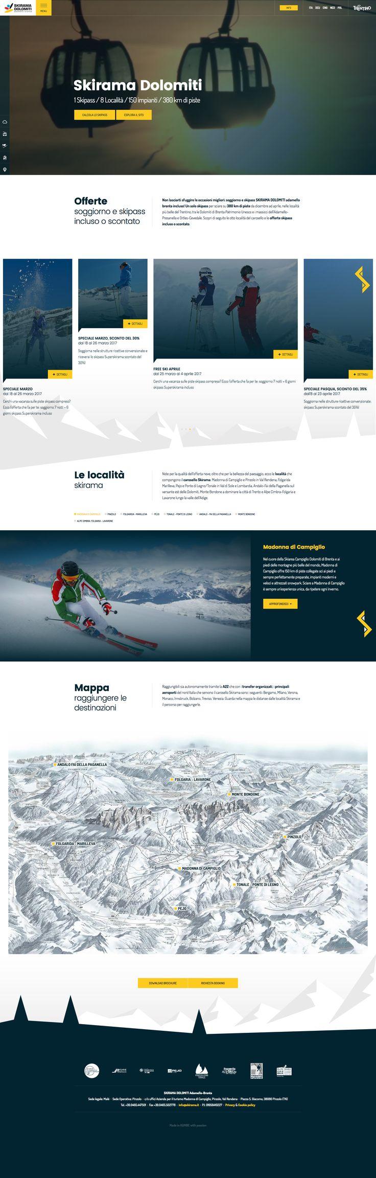 #skiramadolomiti www.skirama.it #Kumbe #portfolioweb #webdesign #website #responsivedesign #responsive #new #sci #ski #snow #snowboard #sun #fun #love #family #MadonnadiCampiglio #Pinzolo #ValRendena #Trentino #Folgarida #Marilleva #Pejo #PontediLegno #Tonale #ValdiSole #Lombardia #Andalo #FaidellaPaganella #MonteBondone #Bondone #Trento #AlpeCimbra #Folgaria #Lavarone #transfer #BrentaDolomites #Dolomiti #DolomitiDiBrenta #Turismo #skirama #natura #skipass