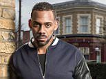 My dream HUSBAND!! Television Programme: EastEnders with Richard Blackwood.  Programme Name: EastEnders - TX: 20/02/2015 - Episode: 5020 (No. n/a) - Picture Shows:   RICHARD BLACKWOOD - (C) BBC - Photographer: Jack Barnes   WARNING: Embargoed for publication until 17/02/2015. ***EMBARGOED UNTIL TUESDAY 17TH FEBRUARY 2015***