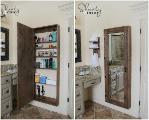 Bathroom-cabinet-with-mirror.jpg (499×402)