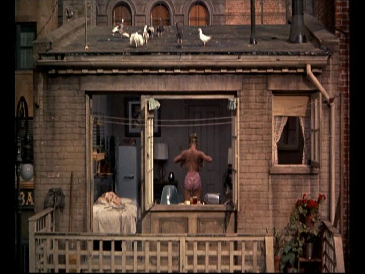 Rear Window: Hitchcocks Use of Voyeurism Essay