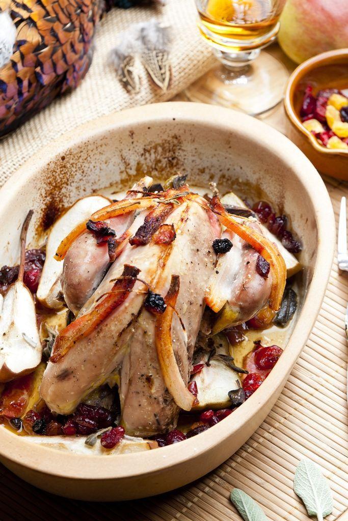 fazant volgens het recept van mama Colette