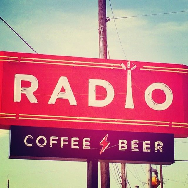 Radio Coffee & Beer - Radio serves the best coffee you can find in ATX, and they have a great range of mostly local beers and ciders on tap.