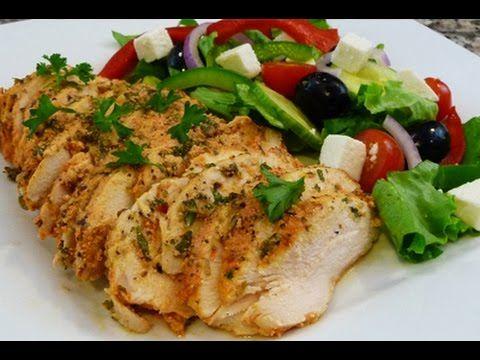 Pollo estilo Libanes, Receta facil,  How to cook, comida Libanesa