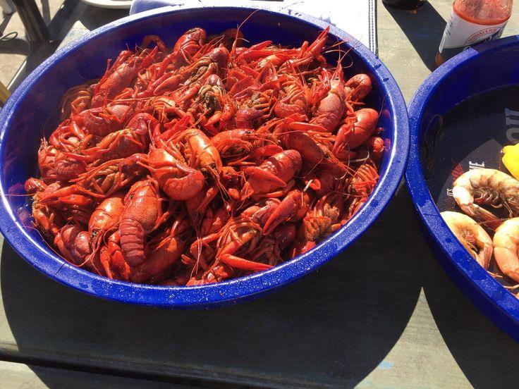 It's Finally Crawfish Season! Blue Crab Lakeview LA