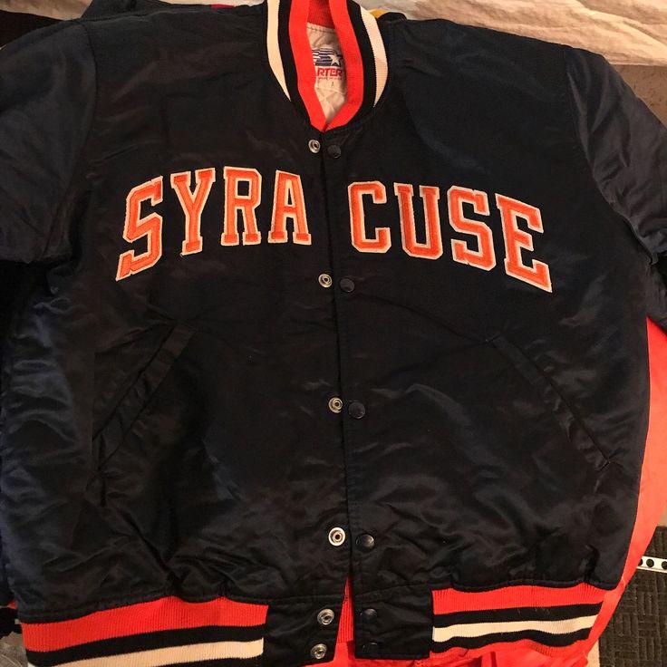 Did someone say satin? #vintagejacket #satinjacket #vintagesatin #starterjacket #syracuse #cowboys #dolphins #orioles #celtics #indians #tigers #notredame #49ers