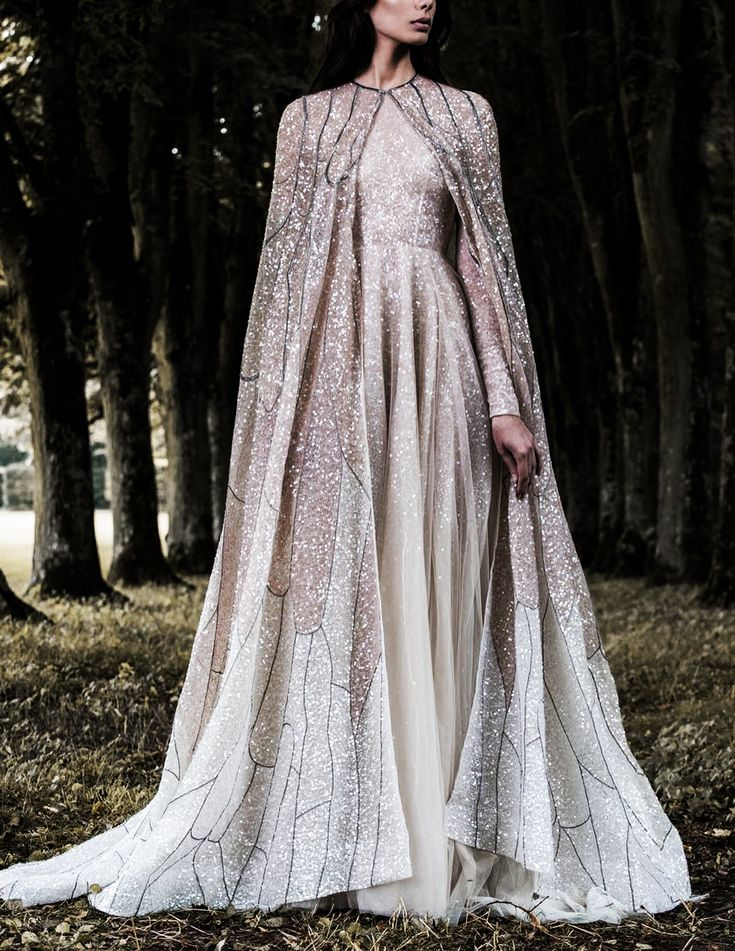 "runwayandbeauty: "" Paolo Sebastian Haute Couture Fall/Winter 2017. """