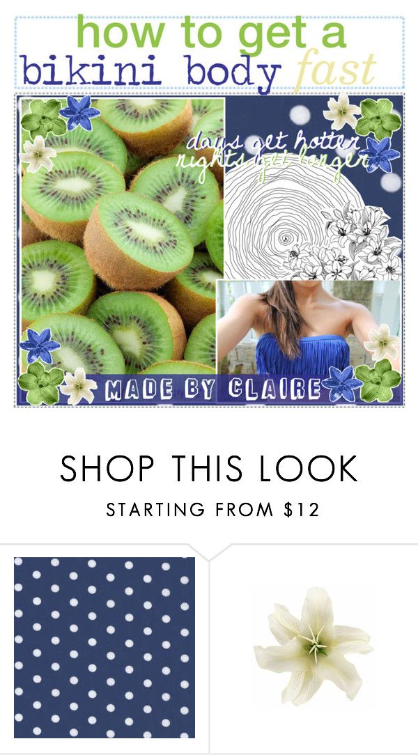"""""""☼; how to get a bikini body fast! / claire"""" by ocean-clique-xo ❤ liked on Polyvore featuring American Eagle Outfitters, Clips, tips152, oceanbabeclairexo and jujusbaes"""
