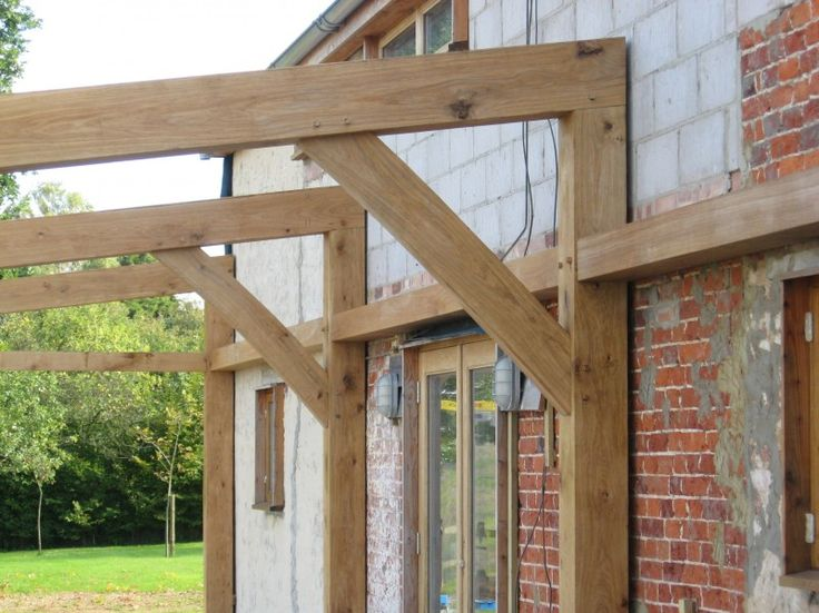 Oak Frame Extension