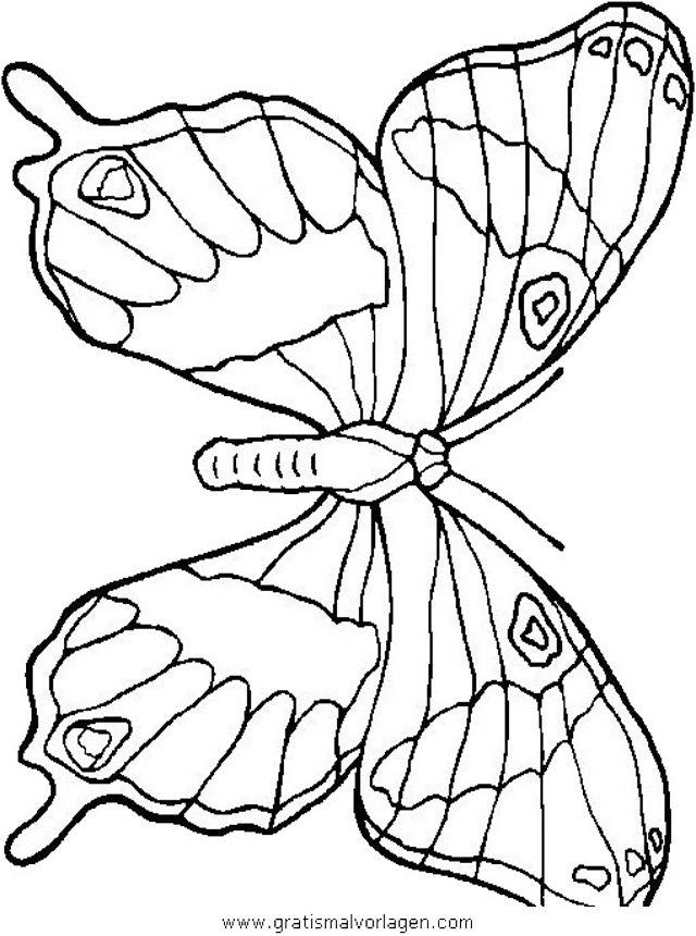 Gratis Malvorlage Schmetterlinge 49 In Schmetterlinge Tiere Zum Ausdrucken Und Ausmalen Schmetterling Vorlage Malvorlage Schmetterling Malvorlagen