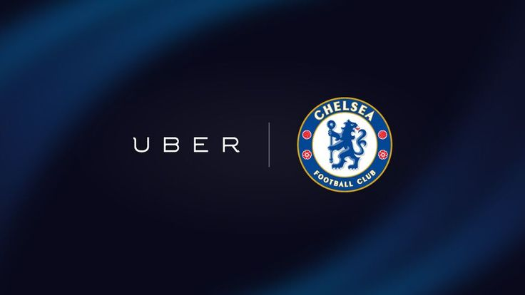 Chelsea and Uber kick-off shirt delivery partnership… but not in London where the club is based
