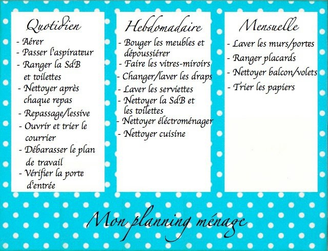 planning m nage organisation pinterest