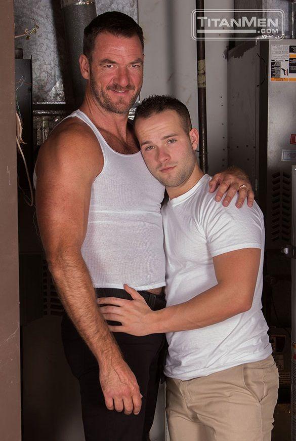 Anthony London Amp Luke Adams Men Couple In 2019 Mens
