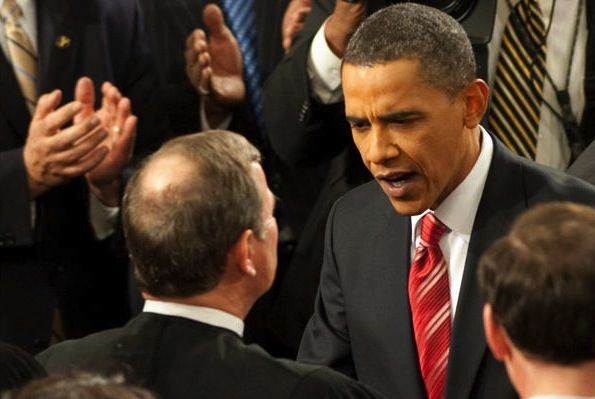 Supreme Court Justice John Roberts Signs Off On Obama's Removal For Treason… His Career Is Over – USA DAILY INFO