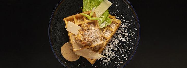 Hartige wafels   FoodXperience
