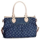Louis Vuitton Monogram Denim Cabby GM M95350