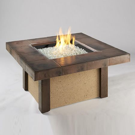 13 best fire pits images on pinterest garden ideas for Concreteworks fire table