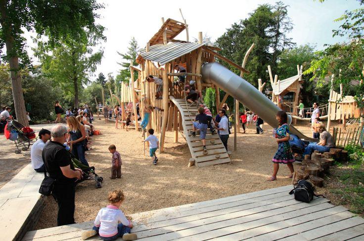 Jardin d'Acclimatation, Bois de Boulogne, 16e Métro  Les Sablons  ~ Jardin D Acclimatation Bois De Boulogne