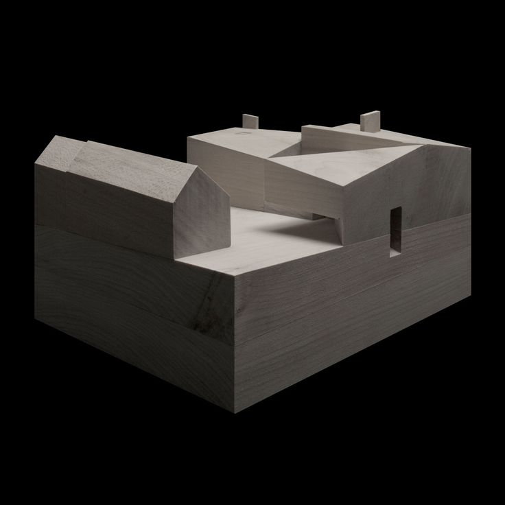 DRDH / #architecture #house #model