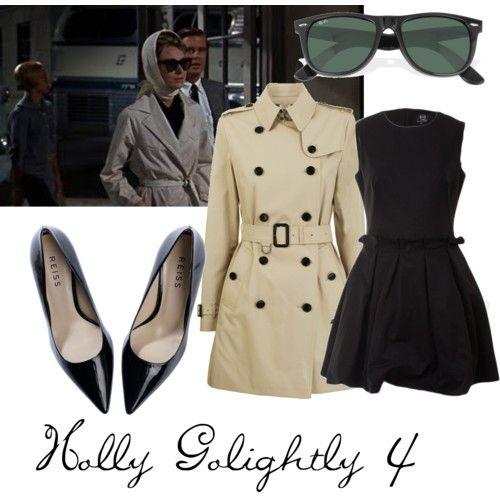 Holly Golightly 4