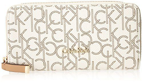 Practicality of Calvin Klein Monogram Zip Continental Wallet   Our Daily Style