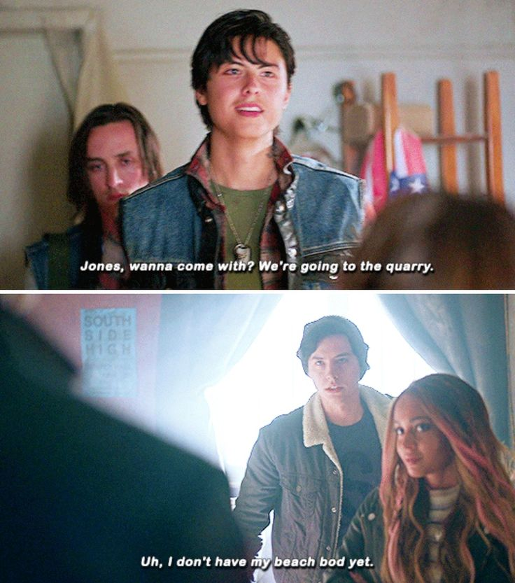 "Riverdale 2x03 ""Chapter Sixteen: The Watcher in the Woods"""