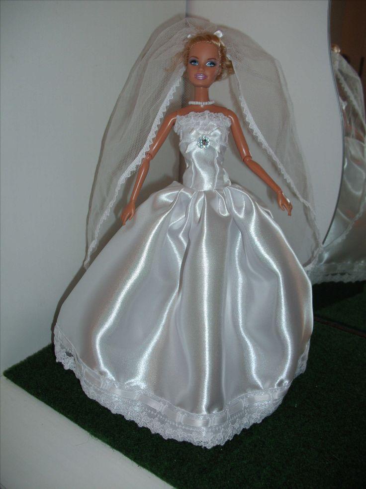 Barbie esküvői ruha / wedding dress