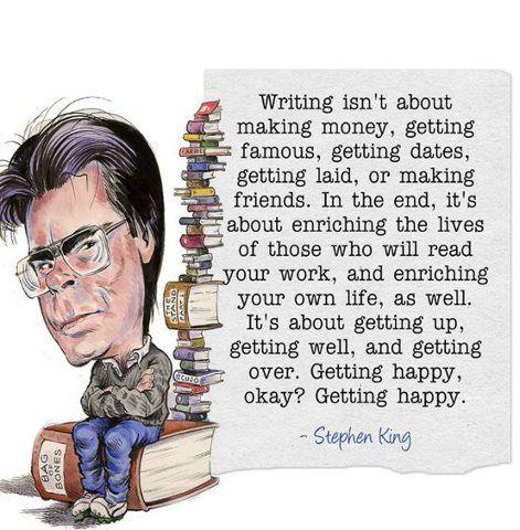 ~ Stephen King