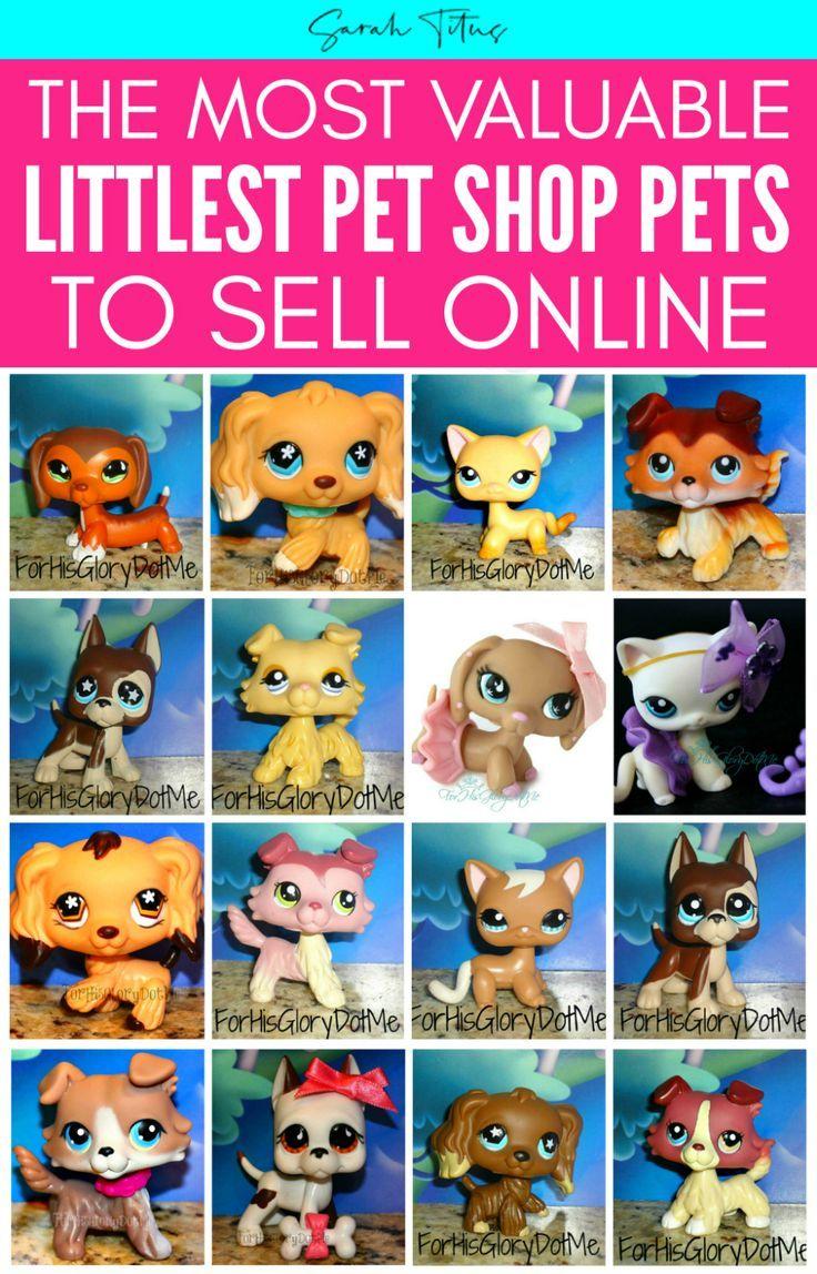 Most Valuable Rare Littlest Pet Shop Pets List With Images Little Pets Pet Shop Littlest Pet Shop