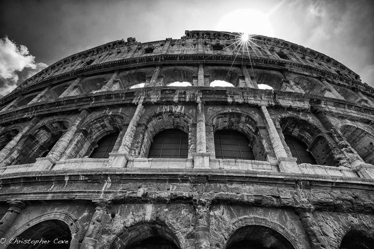 Coliseum's Star by Christopher Cove on 500px
