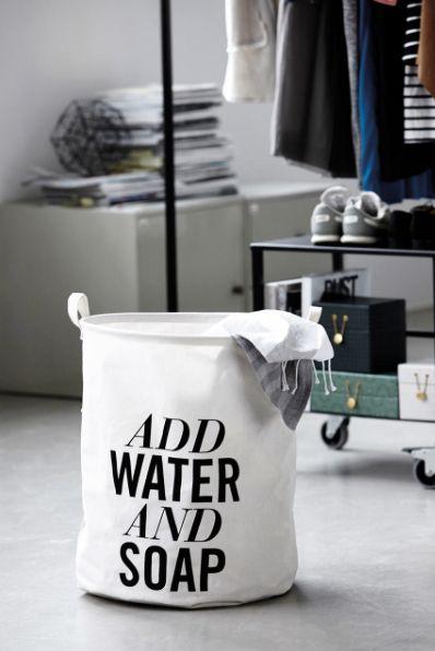 De House Doctor waszakken zijn ontzettend populair, ze zijn makkelijk in gebruik, van fijn materiaal en hebben een speels ontwerp.