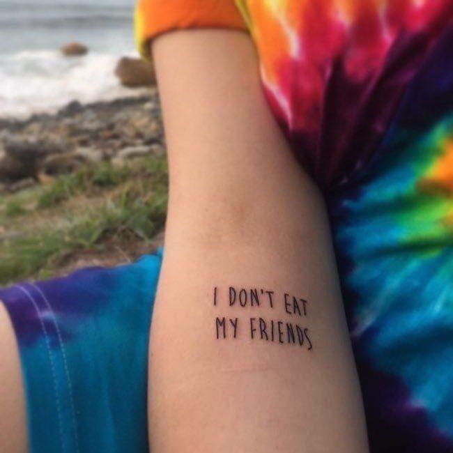 Pin De Herownself Pinkishhhh Em Tattoo Tatuagem Vegetariana Tatuagem Vegan Frases Para Tatuagem Feminina