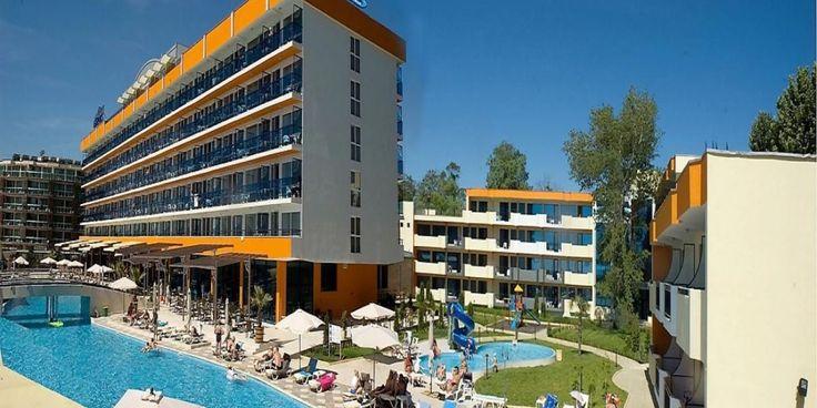 Hotel Glarus 3* - Sunny Beach 2017