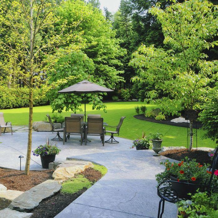 1001 Ideen Fur Garten Gestalten Mit Wenig Geld Mit Bildern Garten Gestalten Gartengestaltung Garten