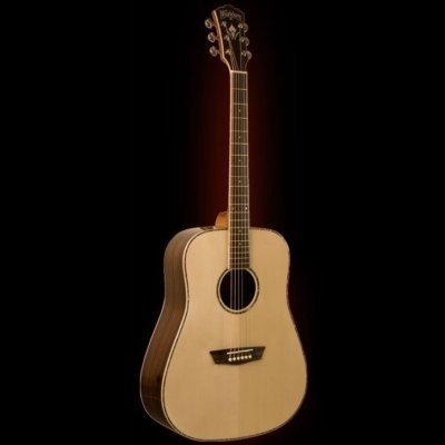 Washburn Acoustic Guitar, can't wait must learn!