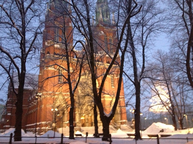 Johanneksen kirkko Helsingissä