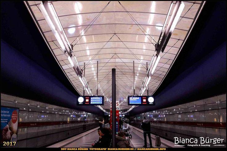 """U-Bahn-Station """"Hasenbergl"""" - München-Spezial #München #Munich #Bayern #Bavaria #Deutschland #Germany #subway #underground #station #igersgermany #IG_Deutschland #underground_enthusiasts #biancabuergerphotography #metro #shootcamp #pickmotion #architecture #Architektur"""