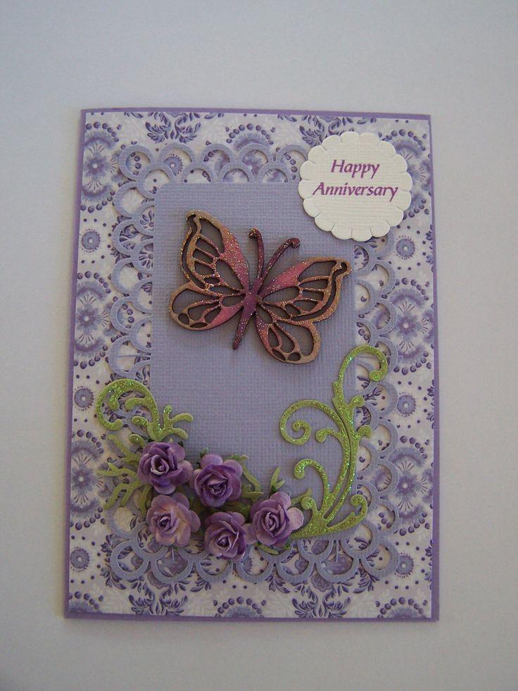 Butterfly in Purple