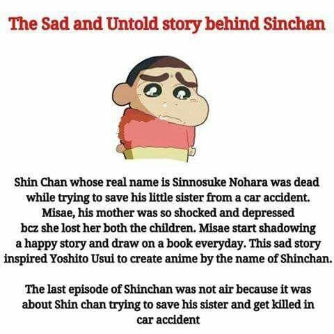 Shinchan Last Episode In Hindi Car Accident