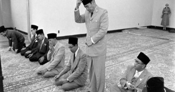 Kisah Peci Hitam dalam Sejarah Kemerdekaan Indonesia