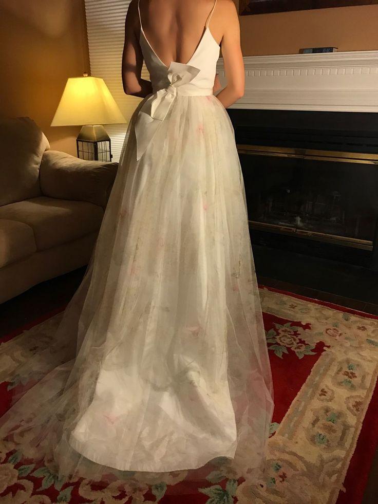 BHLDN Elizabeth Fillmore Ballet, $700 Size: 6   New (Un-Altered) Wedding Dresses