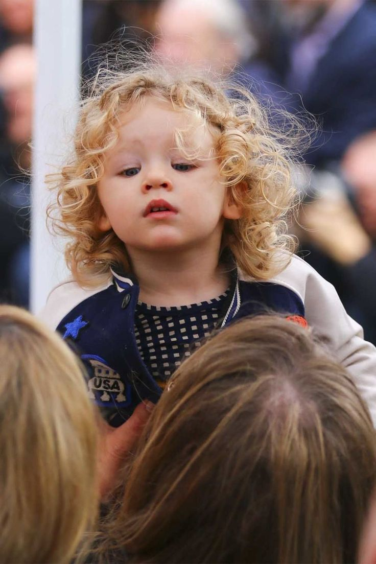 Ryan Reynolds and Blake Lively's Little Girls Are Even Cuter Up Close - adorable curly top, daughter James turns 2 this Dec. 16, 2016 - HarpersBAZAAR.com