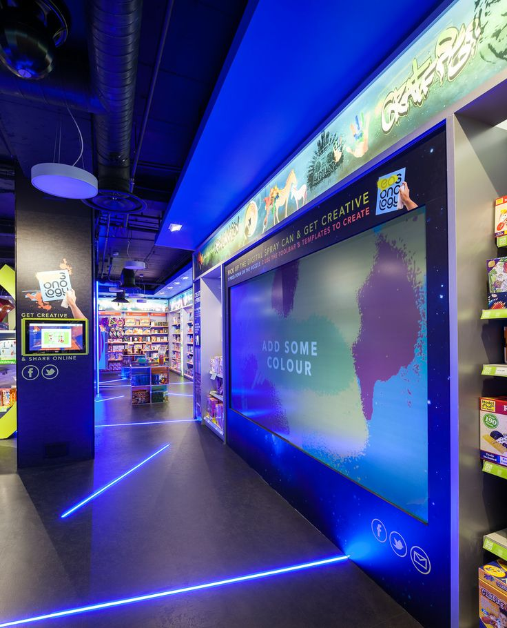 Project Easonolgy - New Self Development & Learning Concept for Eason Retail Stores by Wilf Cooledge Head of Store Development