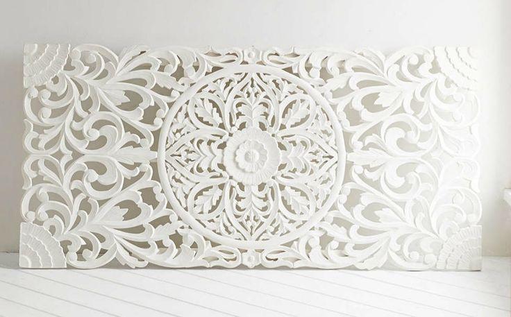 Jak wykorzystać marokańską sztukaterię i panel ścienny w dekoracji? Moroccan wall panels home decor ideas.