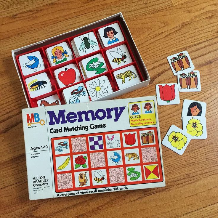 1978 MiltonBradley MemoryGame is back! 16 in the Etsy