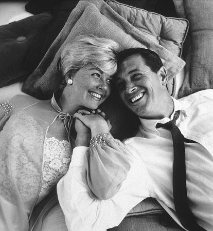 "The photo I love most!   Doris Day, Rock Hudson ""Pillow Talk"" 1959 Universal."