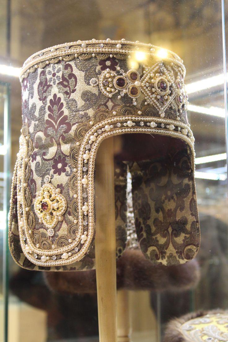 Russian Kokoshnik Ryzan Traditional Headdress