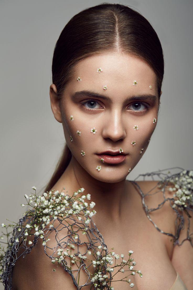 Make-up&style: Beata Bojda Photo: Ivon Wolak Hair: Anna Gabor Model: Oksana Popiela / More Models July 2016