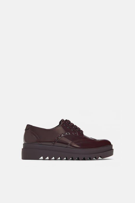 b51d7a61 BLUCHER TACHAS in 2019 | shoes | Zapatos planos, Zapatos, Tachas