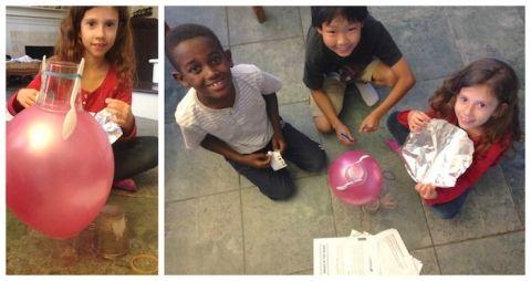 Balloon Tower STEM Activities- Kid World Citizen